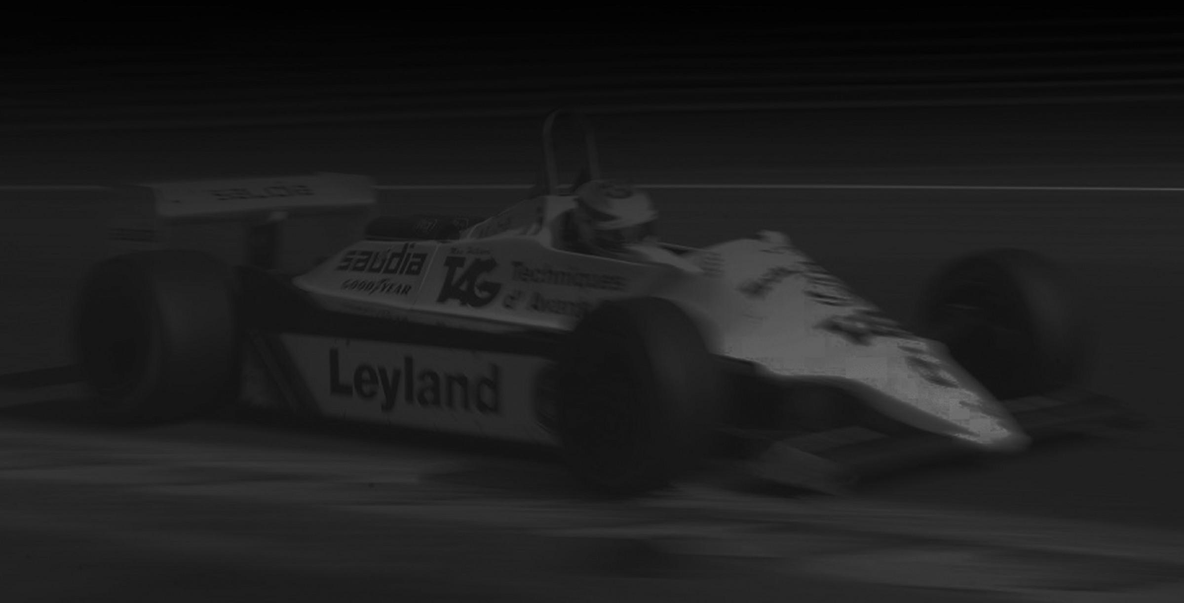 Forza Historic Racing