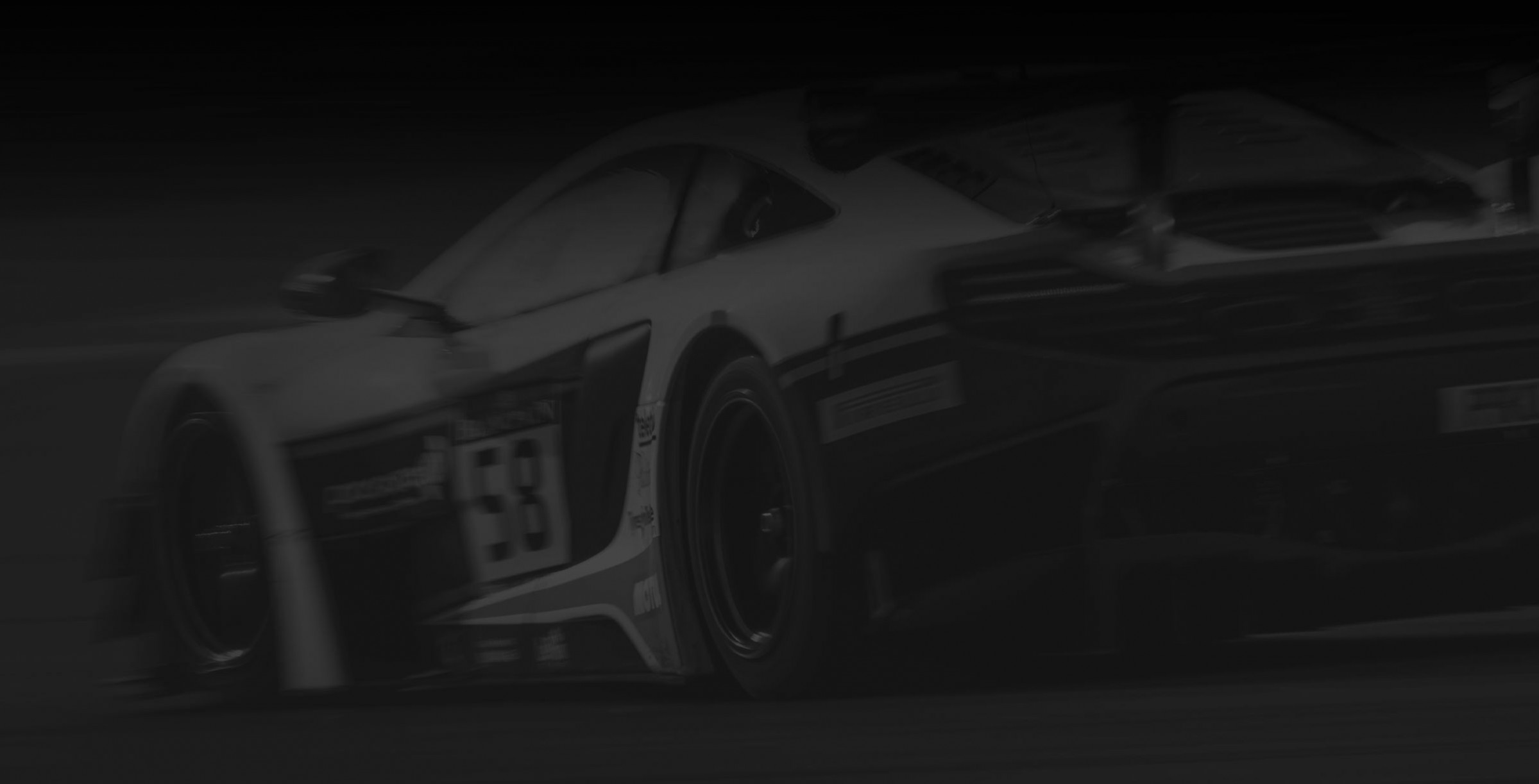 Motorsport Graphic Design